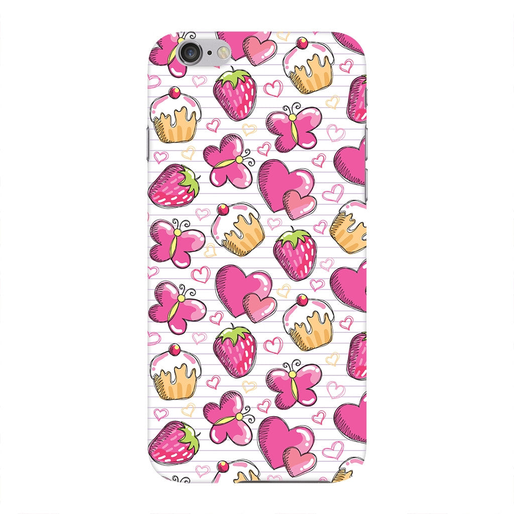 Sweets & Hearts Phone Case iPhone 6 case