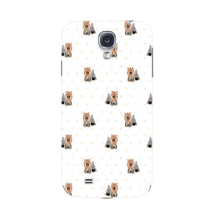 The Yorkshire Terrier Phone Case Samsung Galaxy S4 case