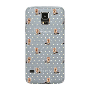 The Yorkshire Terrier Phone Case Samsung Galaxy S5 case