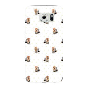 The Yorkshire Terrier Phone Case Samsung Galaxy S6 Edge case