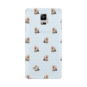 The Yorkshire Terrier Phone Case Samsung Galaxy Note 4 case