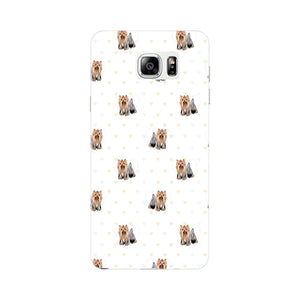 The Yorkshire Terrier Phone Case Samsung Galaxy Note 5 case