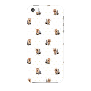 The Yorkshire Terrier Phone Case iPhone 5 case