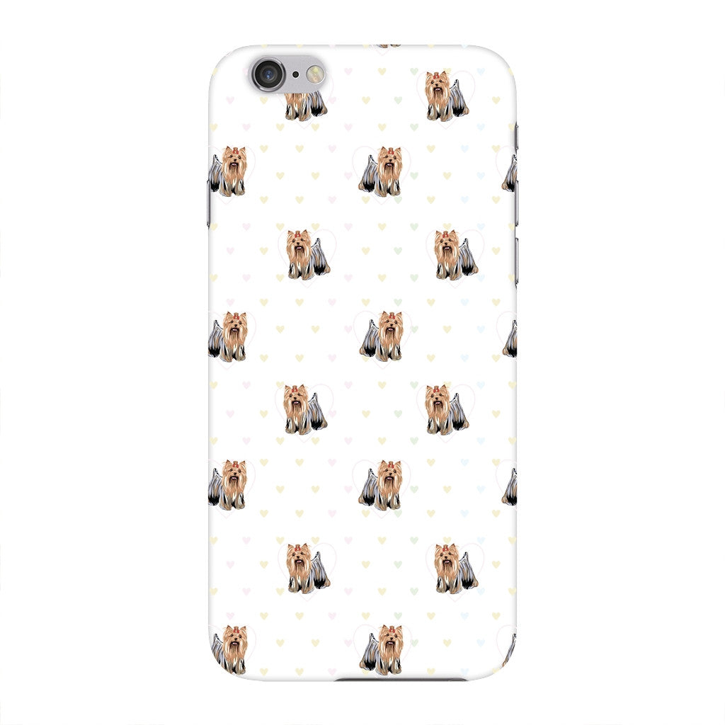 The Yorkshire Terrier Phone Case iPhone 6 case