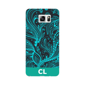 Vintage Ornament Custom Phone Case Samsung Galaxy Note 5 case