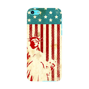 Vintage Proud American Phone Case iPhone 5C case