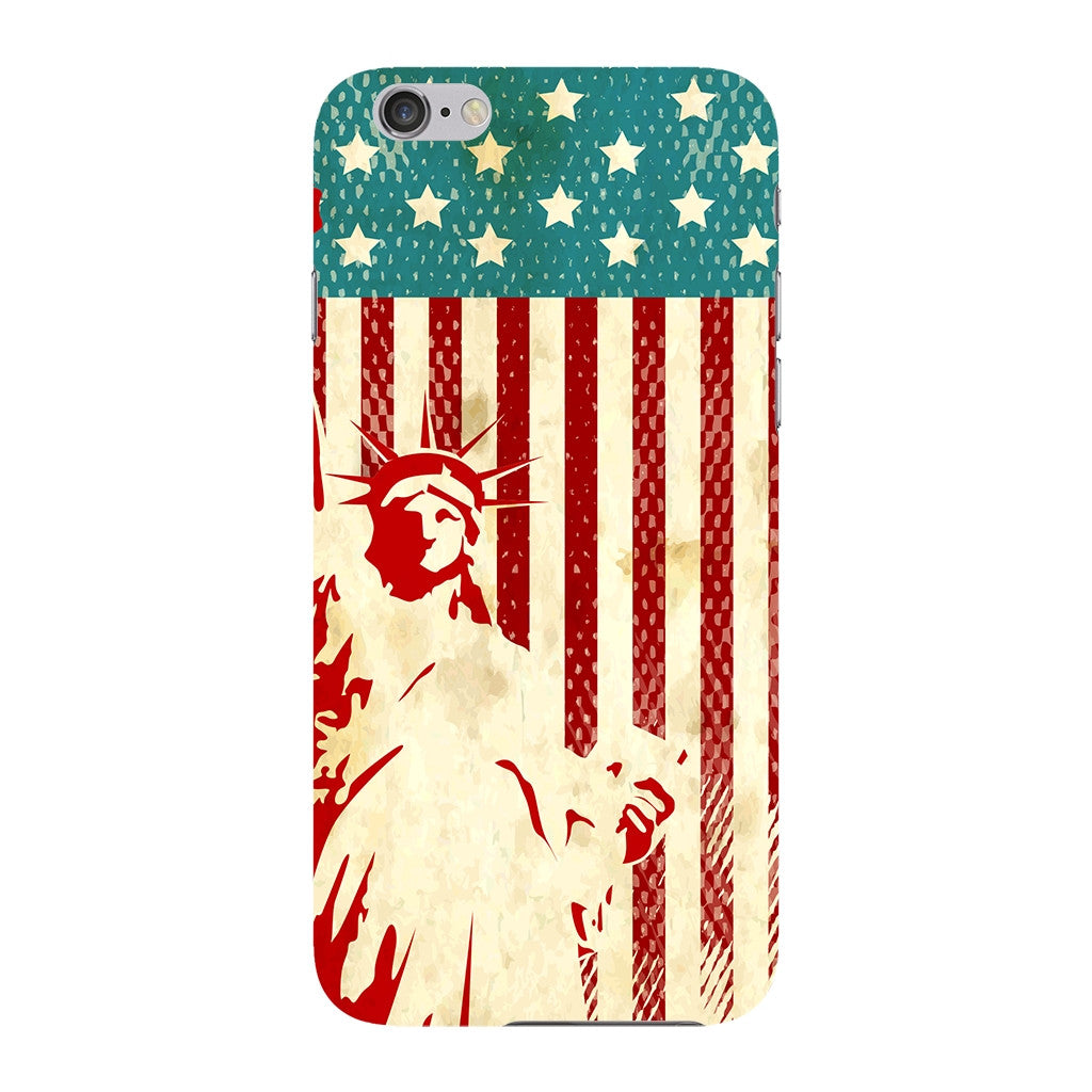 Vintage Proud American Phone Case iPhone 6 case