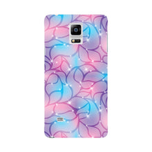 Violet Sparks Phone Case Samsung Galaxy Note 4 case