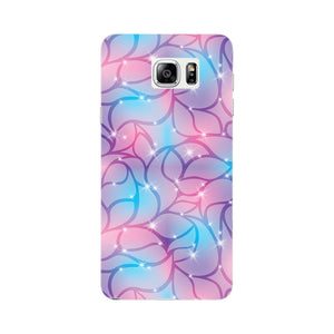 Violet Sparks Phone Case Samsung Galaxy Note 5 case