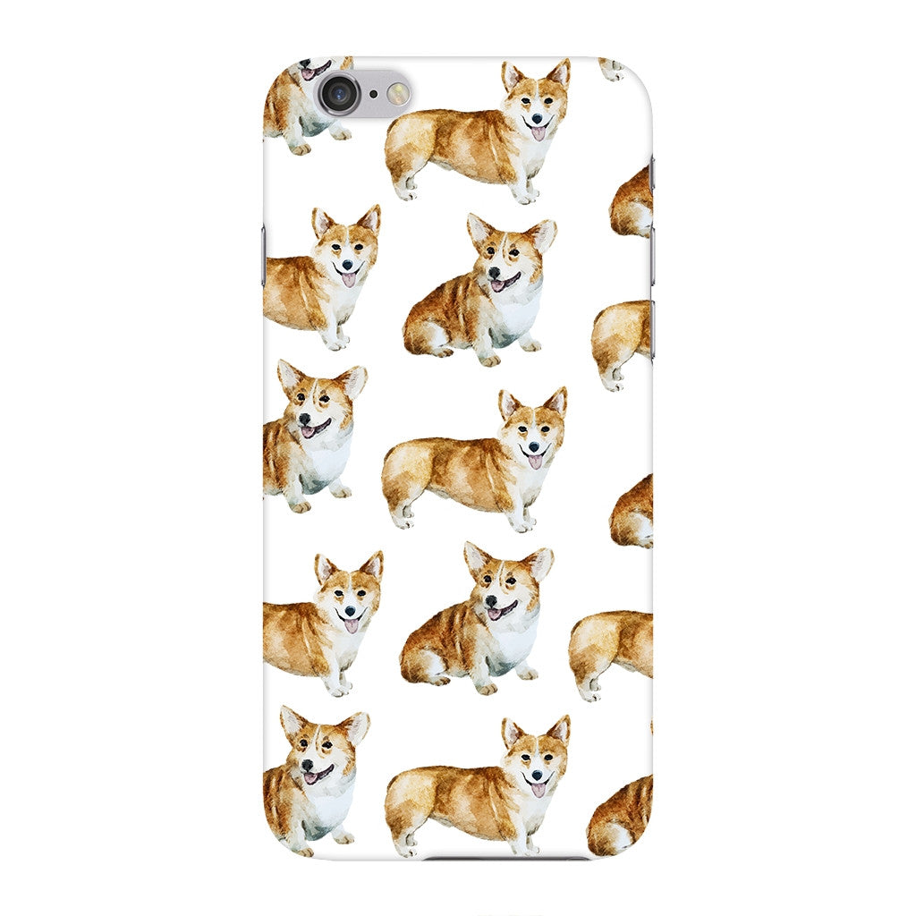 Watercolor Corgi Phone Case iPhone 6 case