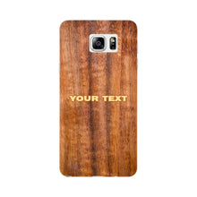 Wood Texture Custom Phone Case Samsung Galaxy Note 5 case