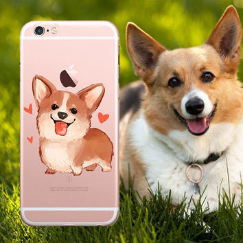 Corgi iPhone Phone Case