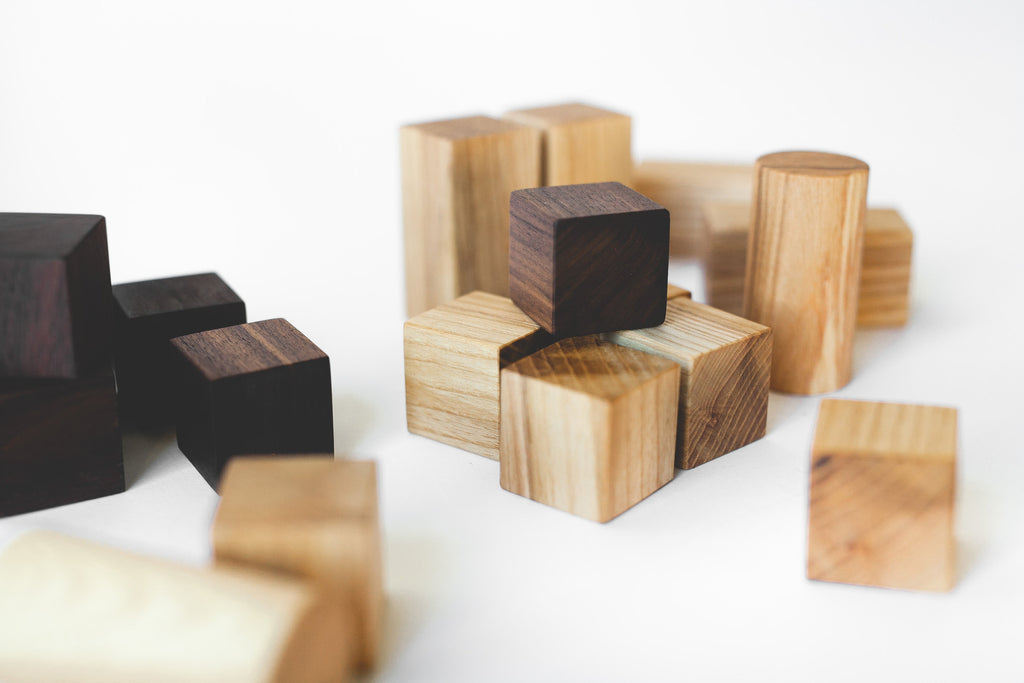 Wooden Block Set