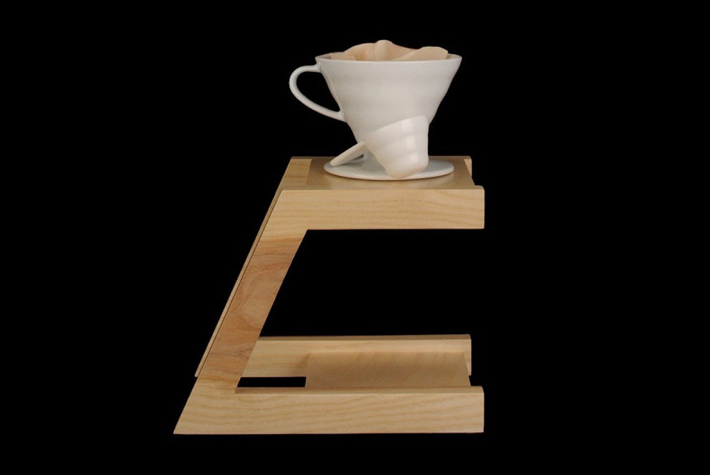 Pour Over Stand. Solid Manufacturing Co.