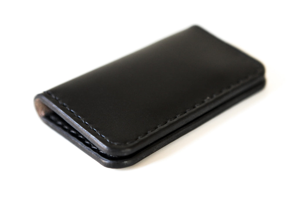 Leather Card Wallet. Solid Manufacturing Co.