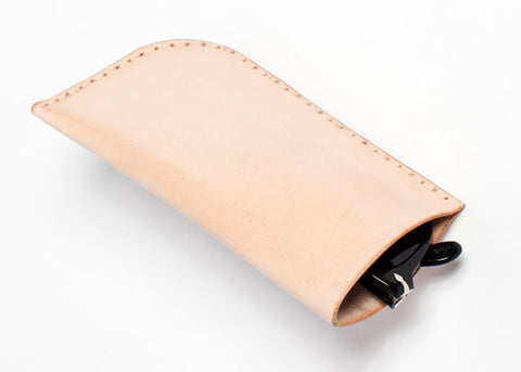 Leather Glasses Case. Solid Manufacturing Co.