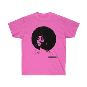 Afro Darling soft Cotton Tee - loveyaayaa
