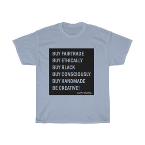 Buying guide! Cotton Tee - loveyaayaa