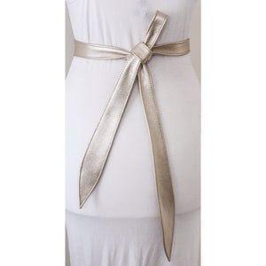 Gold thin Bridal Belt - loveyaayaa