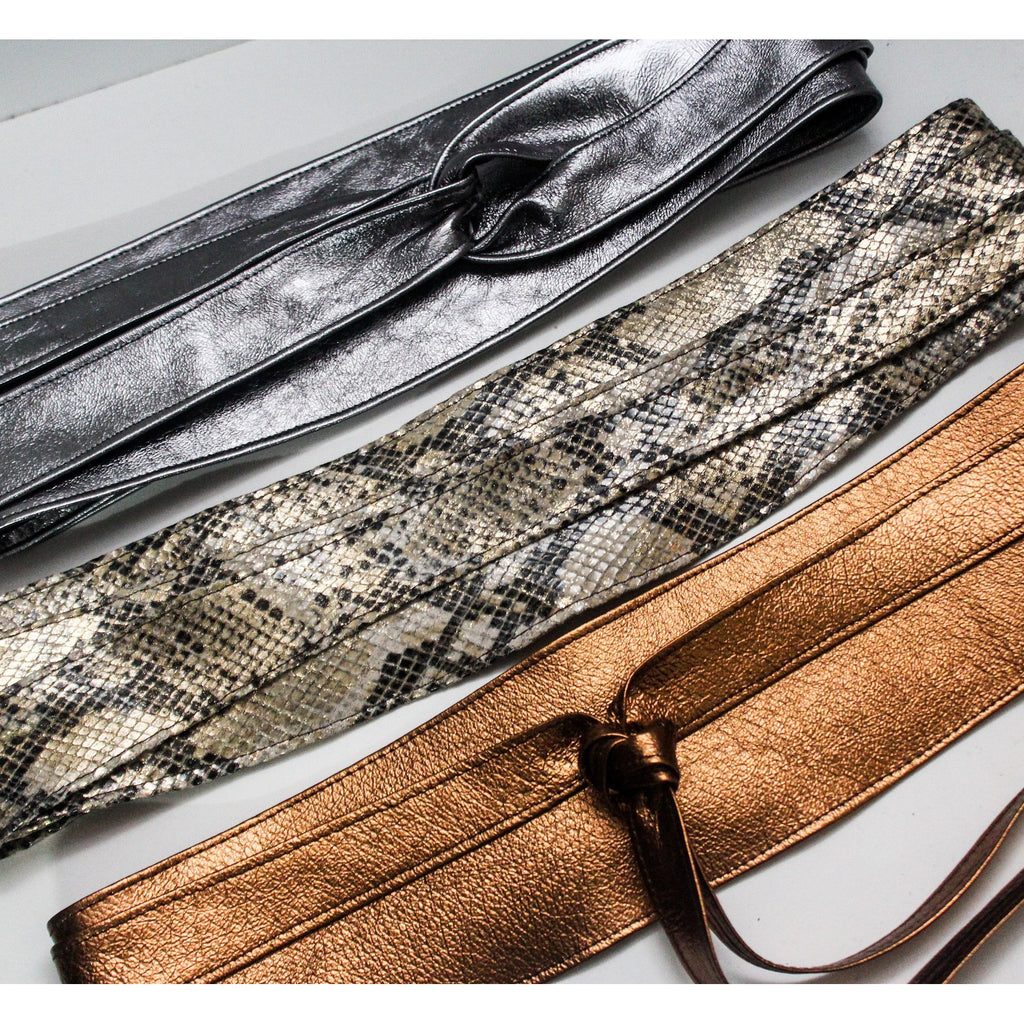 GLAM COLLECTION BUNDLE BOX - 3 Belts for Half Price - loveyaayaa