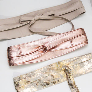 METALLIC WEDDING BUNDLE BOX - 3 Belts for Half Price - loveyaayaa