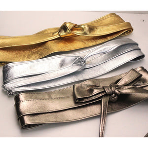 METALLIC BUNDLE BOX - 3 Belts for Half Price - loveyaayaa