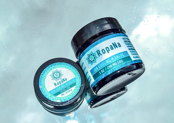 RopaNa 200mg. CBD Salve