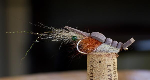 The Poppin' Flats Shrimp is our favorite fly for redfish, snook, and seatrout.