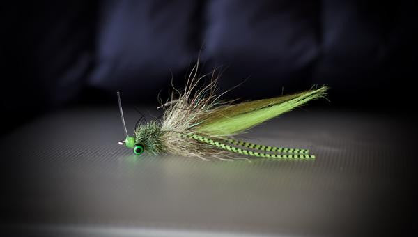 [Poppin' Flats Shrimp] - Backwater Flies