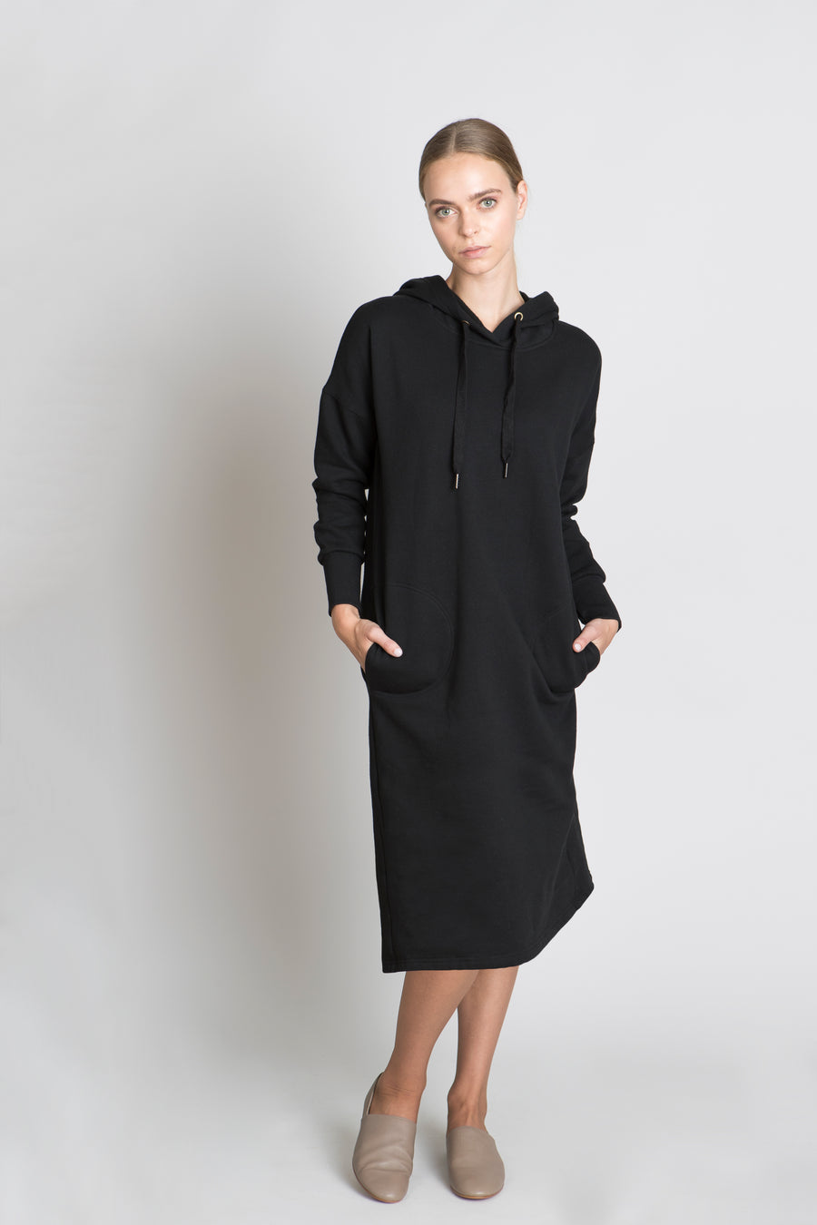 BLACK SHEBA DRESS