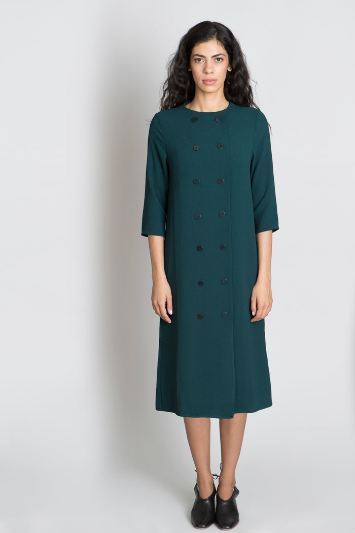 TEAL KATE DRESS - SOLIKA