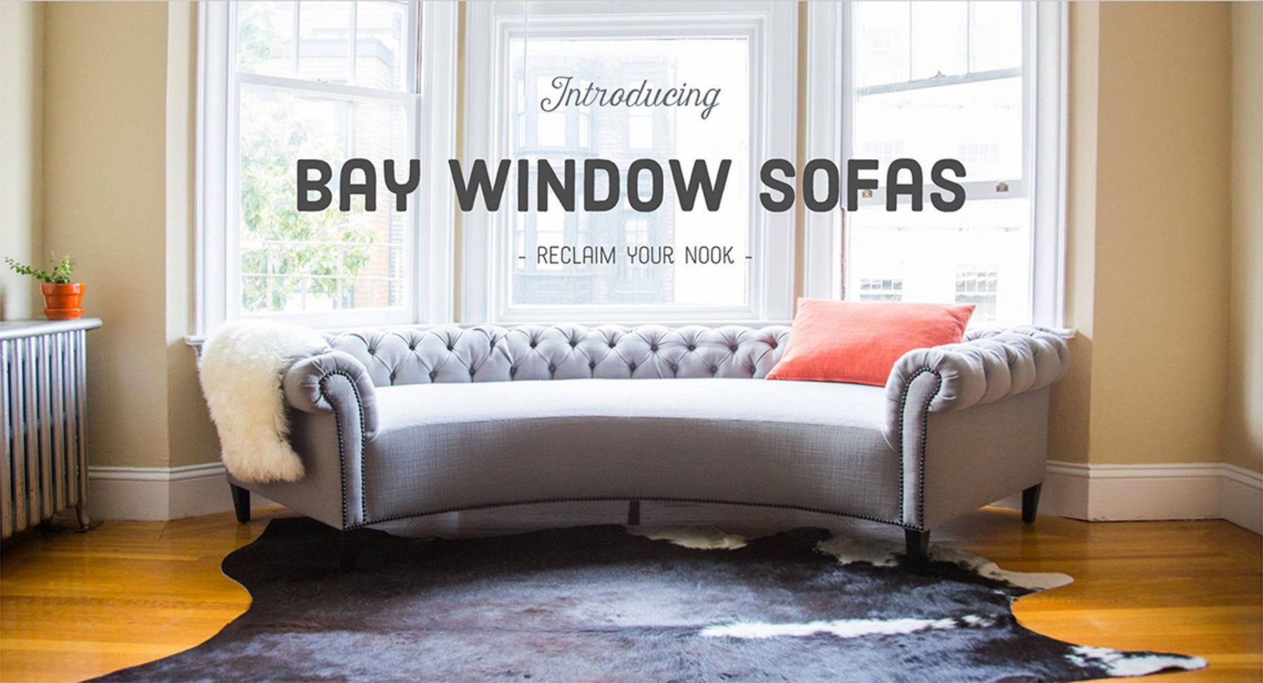 Bay Window Couches