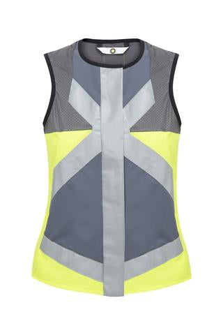 As Bright As high vis vest