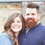 Andy and Candis Meredith of Old Home Love on HGTV and DIY