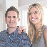 Tarek & Christina El Moussa of Flip or Flop on HGTV
