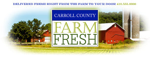 Carroll County Farm Fresh Logo