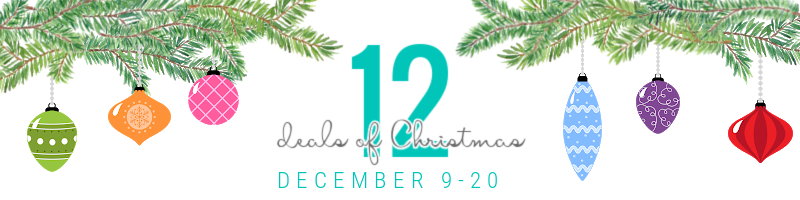 12 Deals of Christmas heading