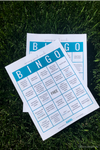 FREEBIE! Spring Yard Work Chore BINGO Printable