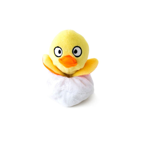 Hatchables Yellow Duck