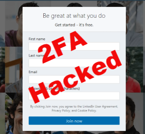 2FA Hacked - Backups Even More Critical