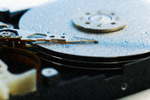 Hard Drive Failure Destroys Database and Backup