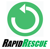 RapidRescue - for 5 computers or laptops - monthly