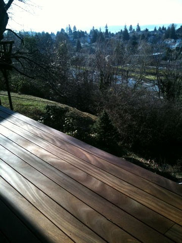 Deck Without Rail