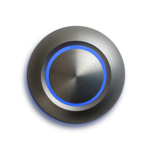 True ALUMINUM Doorbell Button