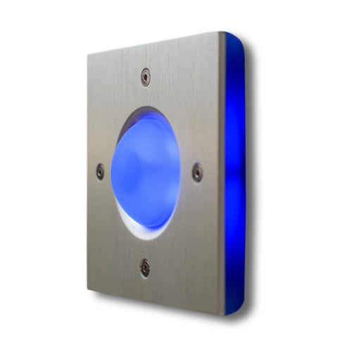 Attrayant Square Doorbell Button
