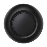 Black door bell button  True by Spore