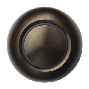 True BRONZE Doorbell Button
