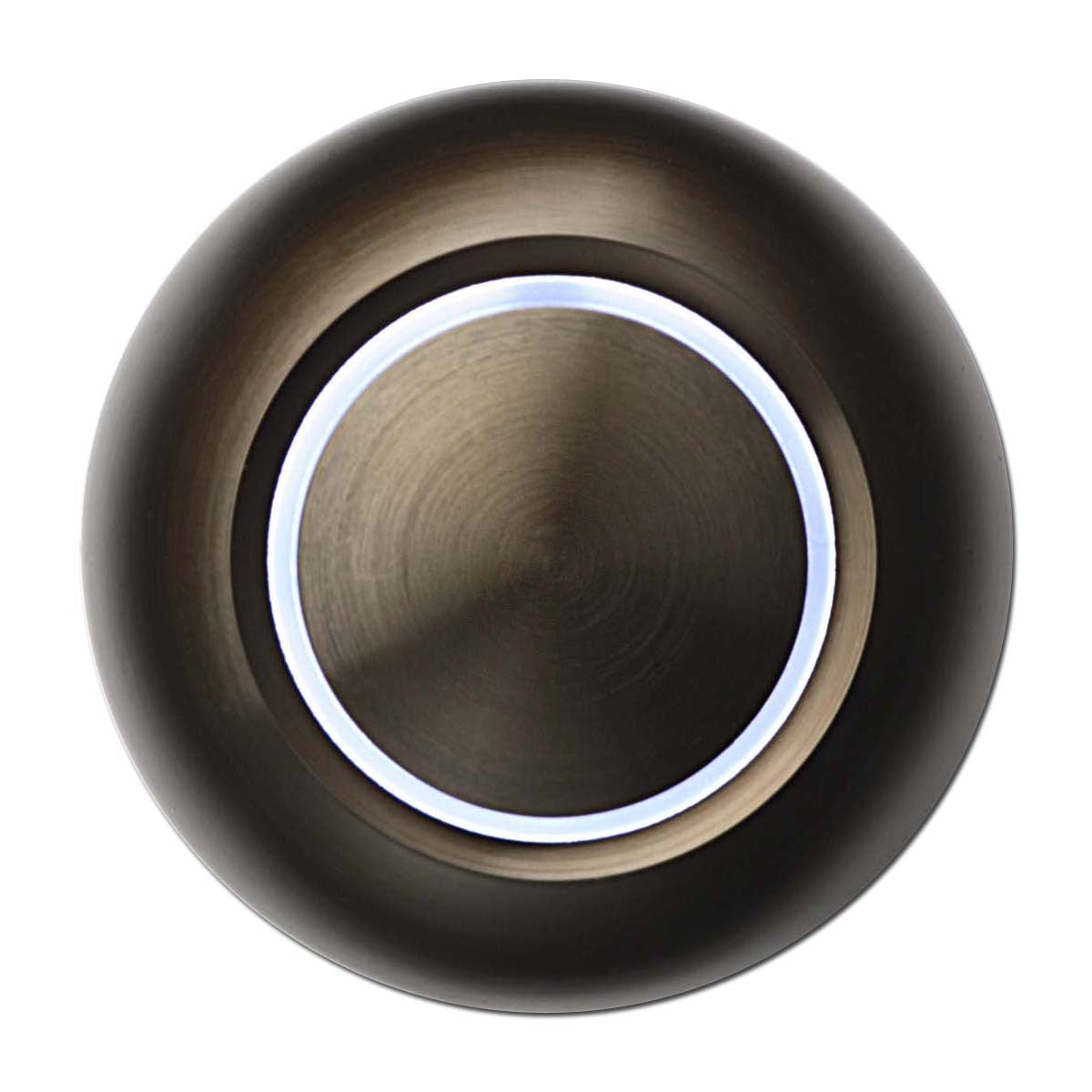 True Doorbell Button | Bronze, White Illumination