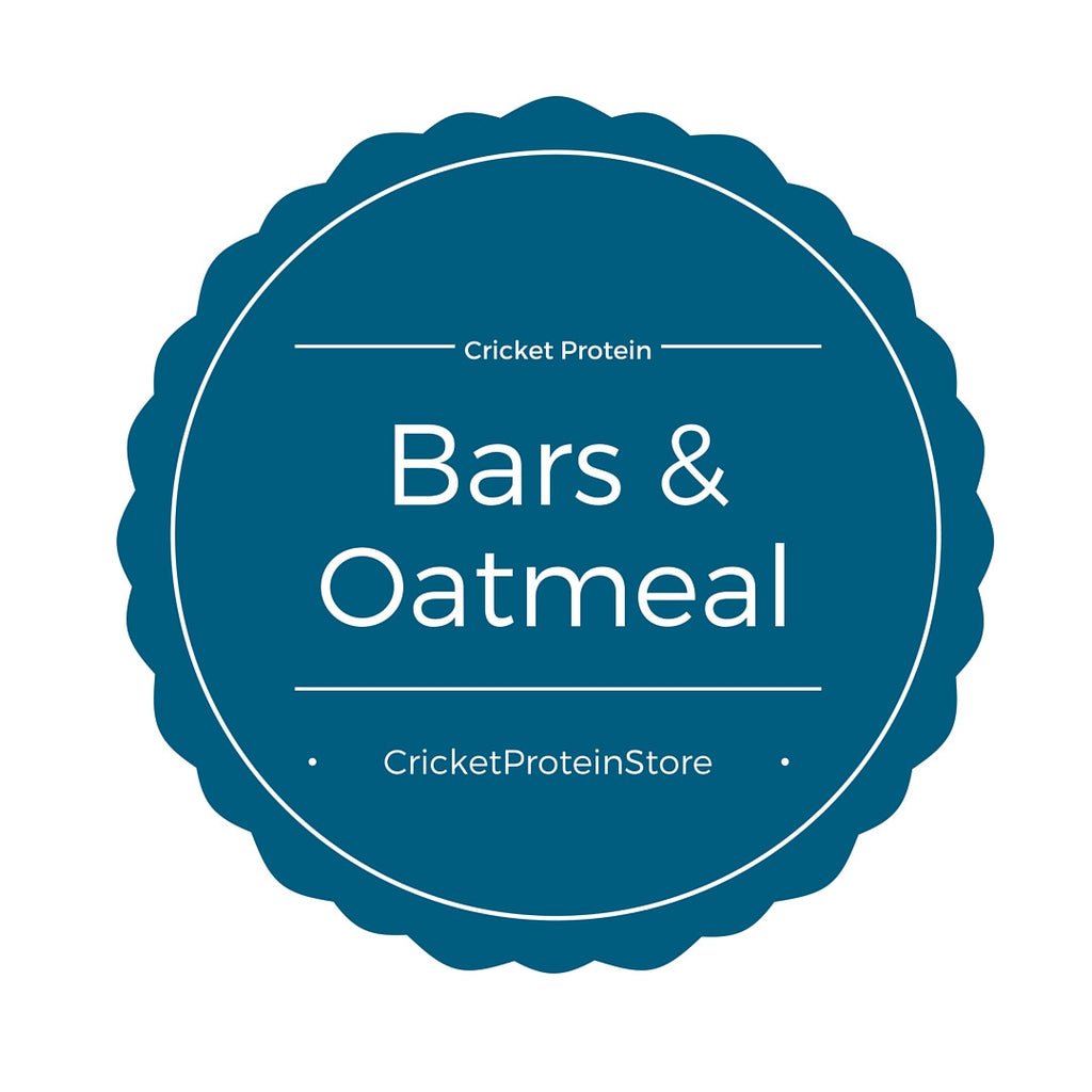 Cricket Bars & Oatmeal