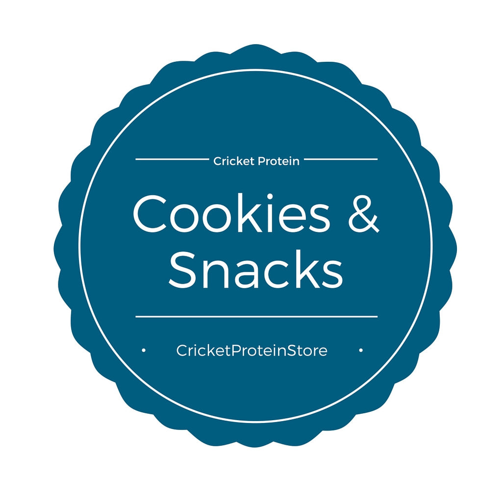 Cricket Cookies & Snacks